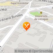 Carte de ADPAD LIMOGES Limoges, France