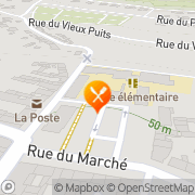 Carte de S.O.D.D.I.M. S.A. - Société d'Outillages de Découpage pour l'Industrie Moderne Envermeu, France