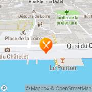 Carte de EUVOXA VAL DE FRANCE SA Orléans, France