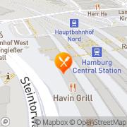 Karte Bayrische Schmankerln Gastronomie Rainer Stöckig Hamburg, Deutschland