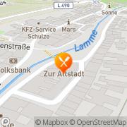 Karte Restaurant Zur Altstadt Bad Salzdetfurth, Deutschland