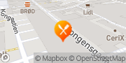 Kort McDonald's Odense, Danmark