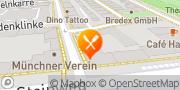 Karte Freddy Fresh Pizza Braunschweig-Innenstadt Braunschweig, Deutschland