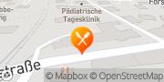 Karte Freddy Fresh Pizza Jena-West Jena, Deutschland