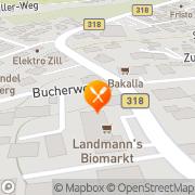 Karte Ristorante Da Mimmo Bad Wiessee, Deutschland
