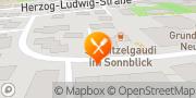 Karte Schnitzelgaudi im Sonnblick Markt Schwaben, Deutschland