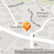 Karte Restaurant-Grill-Pizzeria Steakalm Schliersee, Deutschland