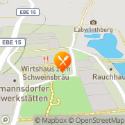 Karte Wirtshaus zum Schweinsbräu Glonn, Deutschland