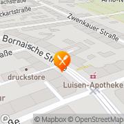 Map Zest Leipzig, Germany