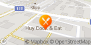 Karte HUY Cook & Eat Salzburg, Österreich
