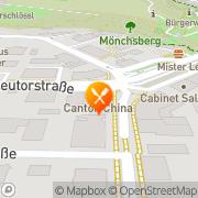 Karte Canton China-Restaurant Salzburg, Österreich