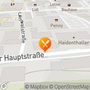 Karte LEK Thai Imbiss Salzburg, Österreich