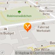 Karte Restaurant Gershwin Berlin, Deutschland
