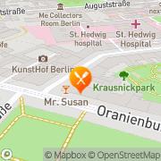 Karte Gambrinus trifft Bacchus Berlin, Deutschland