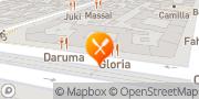Karte Gloria Empanadas Berlin, Deutschland