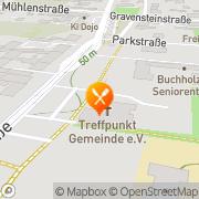 Karte Restaurante Contadino Berlin, Deutschland