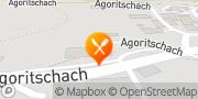 Karte Pension Fertala Agoritschach, Österreich