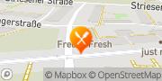 Karte Freddy Fresh Pizza Dresden-Altstadt Dresden, Deutschland