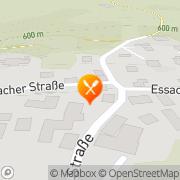Karte Gasser Gasthaus Villach, Österreich