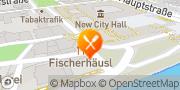 Karte Fischerhäusl Linz, Österreich