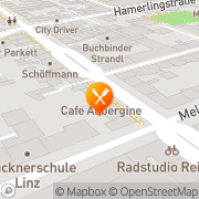 Karte FERNANDO  Deluxe Linz, Österreich