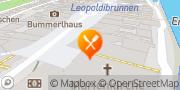 Karte Restaurant OLYMPIA Steyr, Österreich