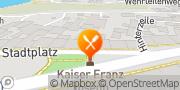 Karte Gasthof zur Post Kreutzer-Weidmann Litschau, Österreich