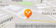 Karte il centro Graz, Österreich