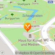 Karte Kombüse Graz Graz, Österreich