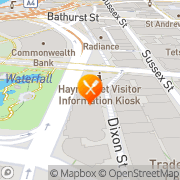 Map 678 BBQ Haymarket, Australia