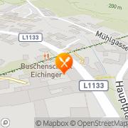 Karte Buschenschank Rudolf u Eva Eichinger Hausleiten, Österreich