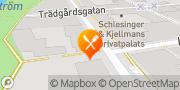 Karta Restaurang Anima Norrköping, Sverige
