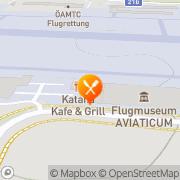 Karte Restaurant KATANA Kafe & Grill Wiener Neustadt, Österreich