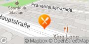 Karte BODULO - Fischrestaurant Wien, Österreich