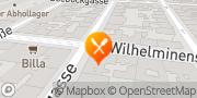 Karte Gelbmanns Gaststube Wien, Österreich