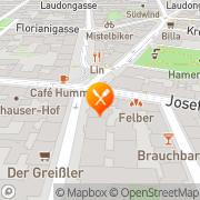 Karte McDonald's Wien, Österreich