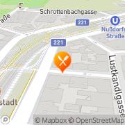 Karte Gasthaus zum Schödl Wien, Österreich