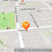 Karte Restaurant Samrat Wien, Österreich