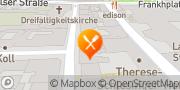 Karte Gasthaus Zur böhmischen Kuchl Wien, Österreich
