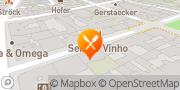 Karte Senhor Vinho Wien, Österreich