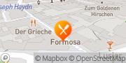 Map Formosa Vegetarisches Food Vienna, Austria