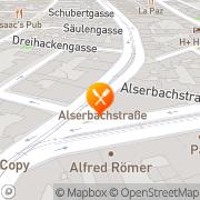 Karte Banyan Asiarestaurant Wien, Österreich