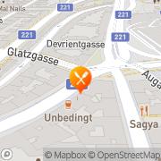 Karte MAKUTI - CLOSED Wien, Österreich