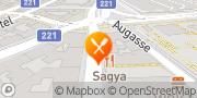 Karte Espresso Sagya Wien, Österreich