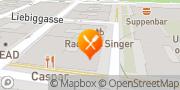 Karte Michl's Restaurant Wien, Österreich