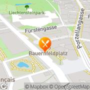 Karte Centimeter III Wien, Österreich