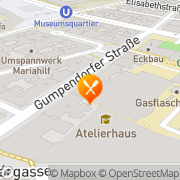 Map ra'mien cafe-restaurant + bar Vienna, Austria