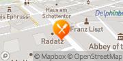Karte Melker Stiftskeller Wien, Österreich