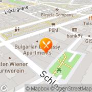 Karte Fischrestaurant Nautilus Wien, Österreich