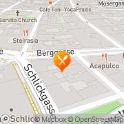 Karte Sven's Restaurant Wien, Österreich